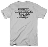 3 Things Shirts
