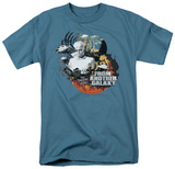 Twilight Zone-From Another Galaxy T-Shirts