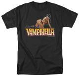Vampirella-Title Crawl Shirts