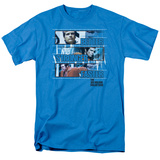 The Six Million Dollar Man- Better. Stronger. Faster. Shirt