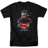 Superman-Displeased T-shirts
