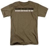 Reload The Gun T-Shirt