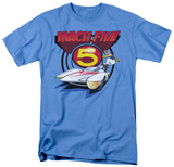 Speed Racer-Mach Five T-shirts