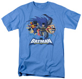 Batman BB-Charging Trio T-shirts