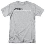 Smokers T-shirts
