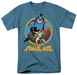 Space Ace-Bike From Borf Shirt