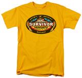Survivor-Vanuatu T-shirts