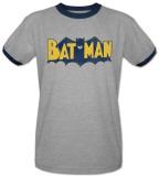 Batman-Vintage Batman Logo Shirts