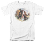 Wildlife - Springer Spaniel Head Shirt