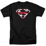 Superman-English Shield Shirt