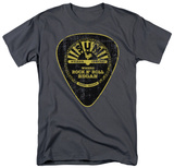 Sun-Guitar Pick T-shirts
