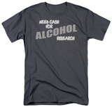 Alcohol Research T-Shirt