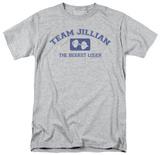 Biggest Loser - Team Jillian Athletic Shirts