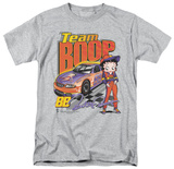 Betty Boop-Team Boop Shirts