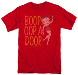 Betty Boop - Classic Oop T-shirts