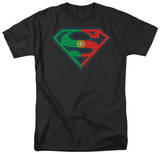 Superman-Portugal Shield T-shirts