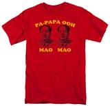 Oom Mao Mao T-shirts