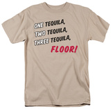 Tequila Floor T-shirts