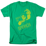 Popeye-Body By Spinach T-Shirt