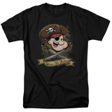 Popeye-Shiver Me Timbers T-shirts