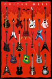 Guitar Hell - The Axes of Evil Posters