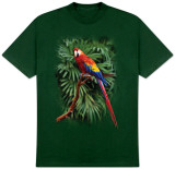 Wildlife-Macaw T-shirts