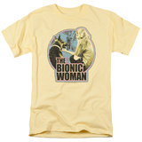 Bionic Woman-Jamie & Maximillian T-shirts