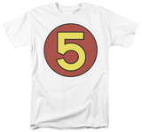 Speed Racer-Mach 5 Door Sticker T-shirts