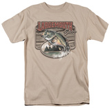 Wildlife-Large Mouth Bass T-Shirt