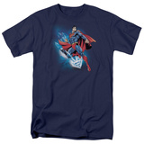 Superman-Crystallize Shirts