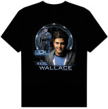 Stargate Universe-Eli Wallace T-Shirt