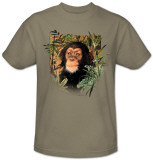 Wildlife-Chimp Shirts