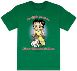 Betty Boop - Lifes Garden Shirts
