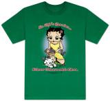 Betty Boop - Lifes Garden Camisetas