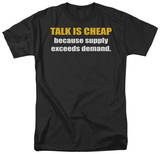 Supply Exceeds Demand T-shirts