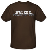 Walker Texas Ranger-Walker Logo Shirt
