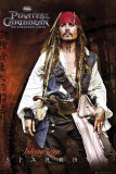 Pirates of the Caribbean - On Stranger Tides - Jack Sparrow Prints