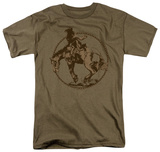 Bucking Bronco T-shirts