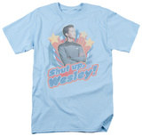 Star Trek-Shut Up Wesley T-shirts