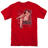 Bettie Page-Retro Hot T-shirts