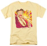 Betty Boop - Sunset Surf T-Shirt