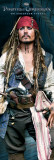 Pirates of the Caribbean - On Stranger Tides - Jack Sparrow Affiche
