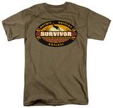 Survivor-Australian Outback Shirts