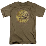 Sun-Logo Music T-shirts