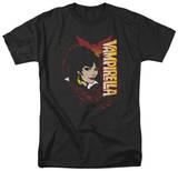 Vampirella-Devilish Grin T-Shirt
