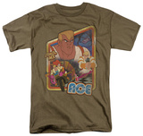 Space Ace-Ace T-shirts