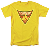 Batman BB-Firestorm Shield T-Shirt