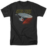 Star Trek-Retro Enterprise T-shirts