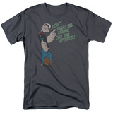Popeye-Break Out Spinach Shirt