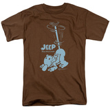 Popeye-Trouble Shirt